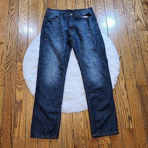 Paper Denim & Cloth PD&C Men's Slim Straight Jeans